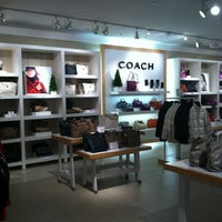 Photo taken at Coach Outlet by M B. on 12/10/2012
