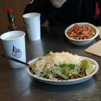 Photo taken at Chipotle Mexican Grill by Ashley C. on 2/24/2013