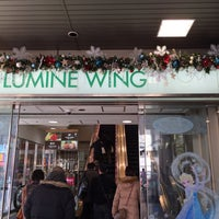 Photo taken at LUMINE WING by ぷー on 12/6/2014