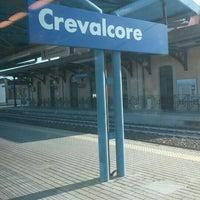 Photo taken at Stazione di Crevalcore by Benedetta M. on 8/27/2015