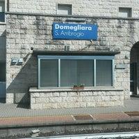 Photo taken at Stazione di Domegliara by Benedetta M. on 8/27/2015