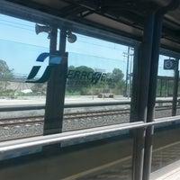 Photo taken at Stazione Patti by Benedetta M. on 8/8/2017