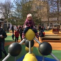 Photo taken at Hermitage Garden by Semenov D. on 3/30/2014