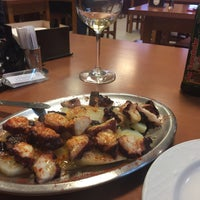 Photo taken at Meson Do Pulpo by Pedro V. on 3/13/2017