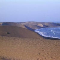 Photo taken at Dunas Chachalacas by Mariana L. on 4/13/2017