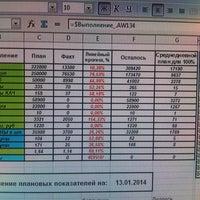 Photo taken at Салон-магазин МТС by Анастасия Т. on 1/13/2014