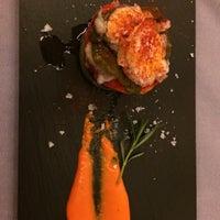 Foto tomada en Restaurant de Vins por Estera M. el 4/1/2014