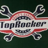Photo taken at TOP ROCKER MOTORCYCLES by Thiago M. on 3/28/2014