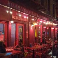 Photo taken at East Village Burritos and Bar by Kit K. on 6/25/2016