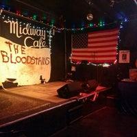 Photo taken at Midway Cafe by Kit K. on 4/11/2017