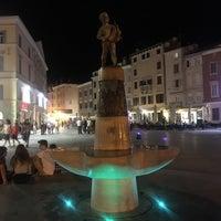 Photo taken at Fontana u Rovinju by Milica N. on 7/25/2017