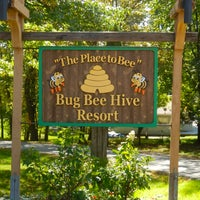 Photo taken at BugBee Hive Resort by BugBee Hive Resort on 1/6/2014