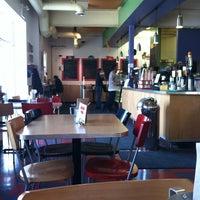 Photo taken at Birchwood Cafe by Jon D. on 5/7/2013