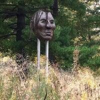 Photo taken at Minnehaha Park by Jon D. on 10/11/2012
