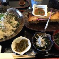 Photo taken at 地魚料理 勇しげ by もじゃ on 1/4/2016