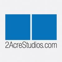 Photo taken at 2 Acre Studios by 2 Acre Studios on 1/6/2014