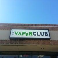 Photo taken at The Vapor Club by The Vapor Club on 1/6/2014