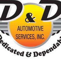 Photo taken at D and D Automotive Services, Inc. by D and D Automotive Services, Inc. on 4/18/2014