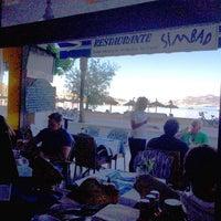 Foto tomada en Restaurante Simbad por Dmitry G. el 6/25/2015