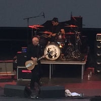 Photo taken at Sandy Amphitheatre by Dennis J. on 9/7/2014