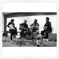 Photo taken at Pandora Media Headquarters by Zac R. on 5/10/2013