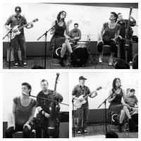 Photo taken at Pandora Media Headquarters by Zac R. on 7/17/2013