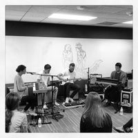 Photo taken at Pandora Media Headquarters by Zac R. on 5/23/2013