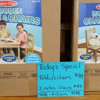 Photo taken at Crayons Children's Resale by Crayons C. on 4/25/2014