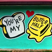Photo taken at You're My Butter Half by You're My Butter Half on 1/6/2014