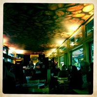 Photo taken at Naschmarkt Deli by Thomas F. on 12/28/2012