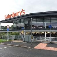 Photo taken at Sainsbury's by Fareez F. on 9/19/2016