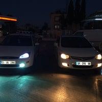 Photo taken at SÜMER PETROL by Volkan Ç. on 10/1/2014
