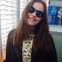 Photo taken at Pearle Opticiens by Manon V. on 4/5/2014