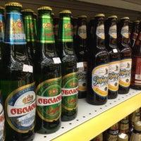 Photo taken at РОССИЯ Supermarkt by Valeriy R. on 4/25/2013