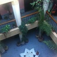 Photo taken at Jnane Mogador Hotel by arturo m. on 10/2/2012