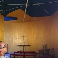 Photo taken at Capela do Alvorada by Matheus B. on 3/22/2017