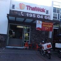 Photo taken at Thaiwok Plaza Sevilla by ThaiWok Plaza Sevilla on 6/12/2014