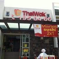 Photo taken at Thaiwok Plaza Sevilla by ThaiWok Plaza Sevilla on 5/27/2014