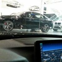 Photo taken at Autostar BMW by Thiago R. on 9/2/2014