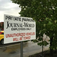 Photo taken at The Lawrence Journal-World by Bill F. on 7/13/2016
