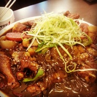 Photo taken at 열봉찜닭 by Seung-eun R. on 4/29/2013