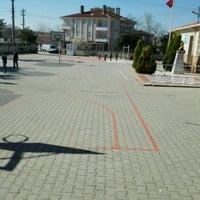 Photo taken at Subaşı ortaokulu by Burcu S. on 3/23/2017