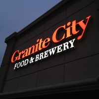 Photo taken at Granite City Food And Brewery by Nate A. on 11/7/2012