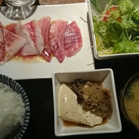 Photo taken at やえん 焼肉 赤坂 by Toshiro H. on 11/5/2013