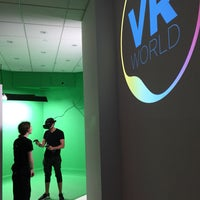 Photo taken at VR World NYC by Tommy C. on 9/1/2017