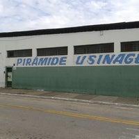 Photo taken at Pirâmide Usinagem by Douglas L. on 4/13/2014