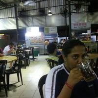 Photo taken at Triangle Food Court by Sivananda K. on 6/7/2013