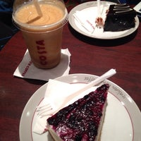 Photo taken at Costa Coffee by Syed A. on 7/10/2014