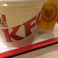 Photo taken at KFC by Sindy E. on 2/24/2014