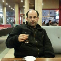 Photo taken at deniz kuaför by Omer T. on 3/5/2016